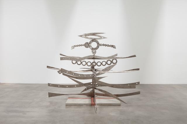 , 'Turnstile,' 2011, Blum & Poe