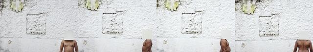, 'Corpo em Quadrado B,' 2012, Sé Galeria
