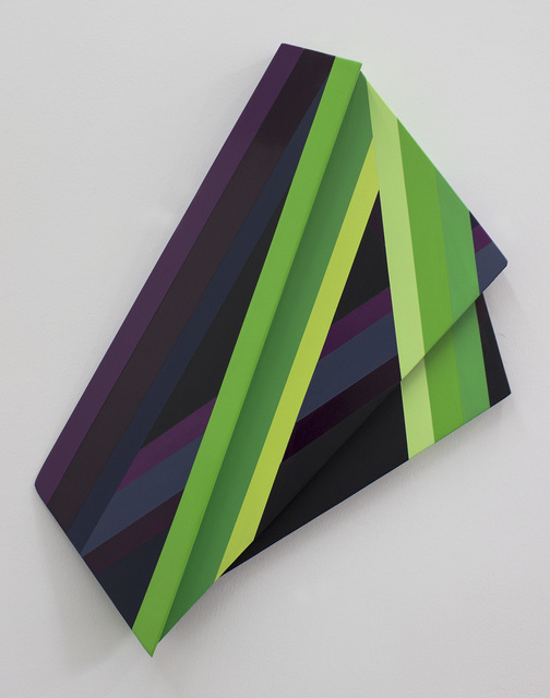 , 'Interpolation,' 2017, Miller Yezerski Gallery