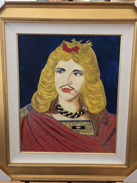 , 'King Louis XIV,' 1992, Leviton Fine Art