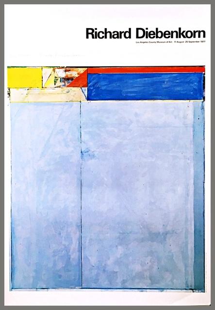 , 'Ocean Park # 49 (Hand Signed),' 1977, Alpha 137 Gallery