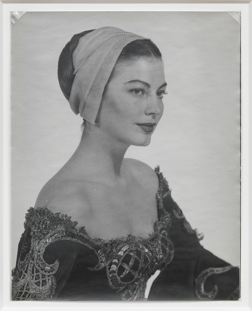 , 'Ava Gardner in costume for Albert Lewin's 'Pandora and the Flying Dutchman',' 1950, Gagosian