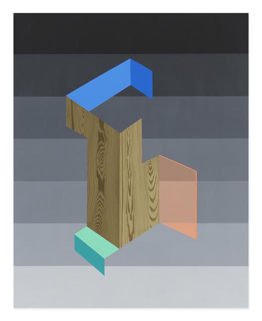 , 'Puxado 1,' 2016, Zipper Galeria