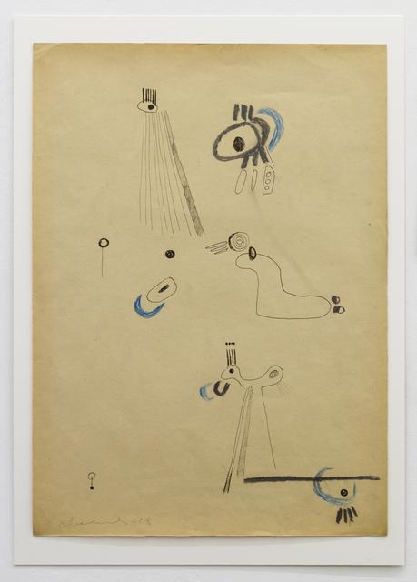 , 'FLIEGEND,' 1948, Galerie Elisabeth & Klaus Thoman