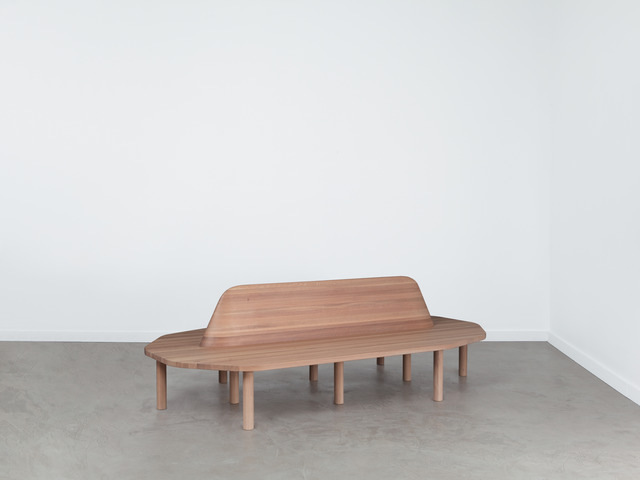 , 'Low Wooden Shape (LWS),' 2013, Volume Gallery