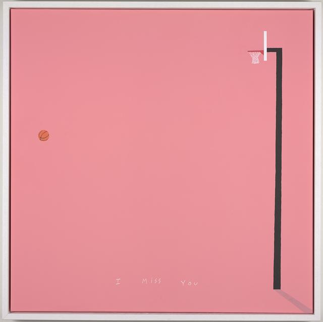 Euan Roberts, 'I Miss You', 2018, Rhodes