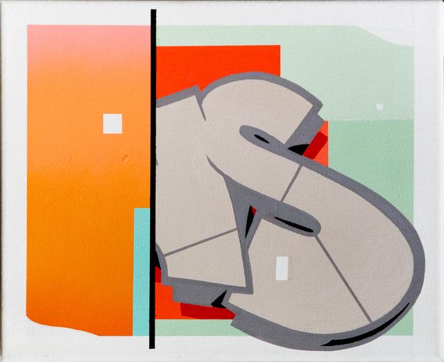 RAWS, 'Untitled 02', 2018, Urban Spree Galerie