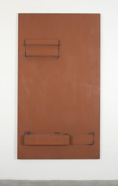 , 'Erwin Rommel I,' 1990, Galerie Nathalie Obadia