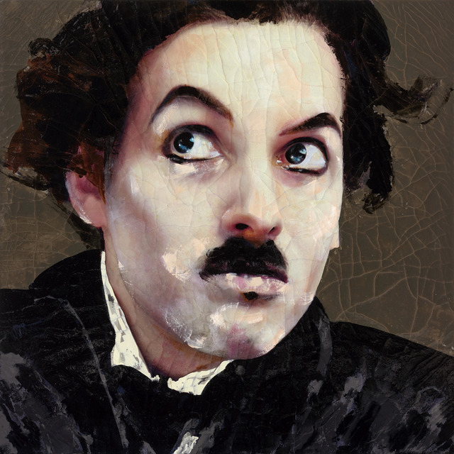 , 'Chaplin A2,' 2015, Opera Gallery