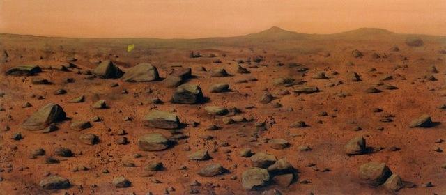 , 'Conquest (Mars),' 2012, Salomon Contemporary