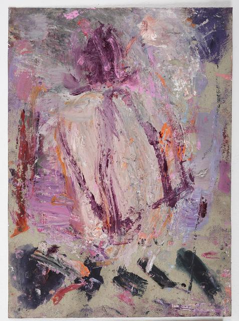 , 'Sitzend,' 2015, Galerie Krinzinger