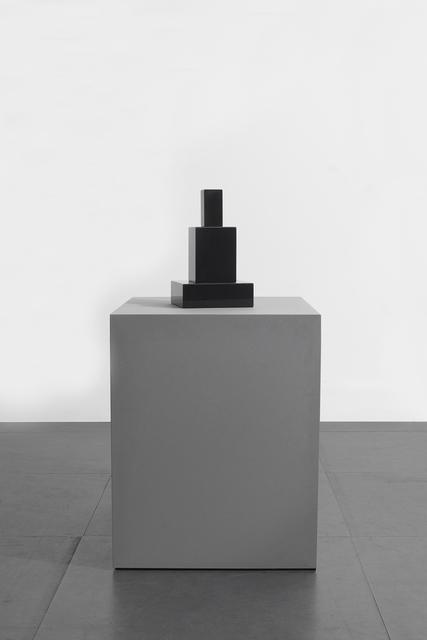 , 'Orders (Blok B),' 2016, Parafin