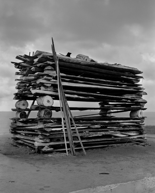 , 'Pyre,' 2013, Resource Art
