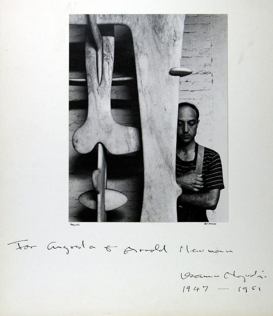 , 'Isamu Noguchi,' 1947, Howard Greenberg Gallery