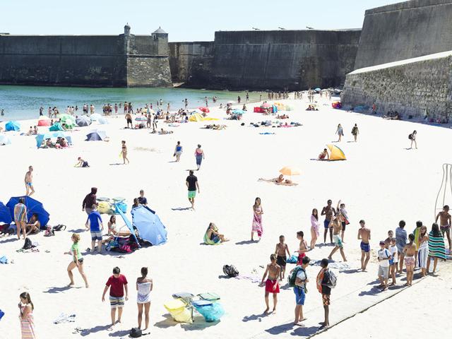 , 'Praia da Torre Fortress Europe, Portugal ,' 2016, Benrubi Gallery