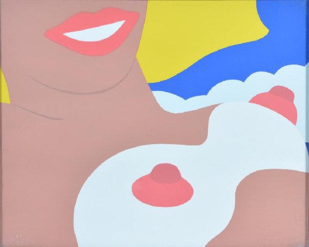 Tom Wesselmann, 'Nude (from the 11 Pop Artist Vol. II)', 1966, Galerie Hafenrichter
