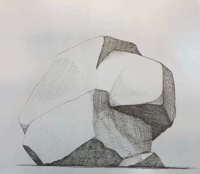 , 'Erratic Drawing 4,' , Momentum Gallery