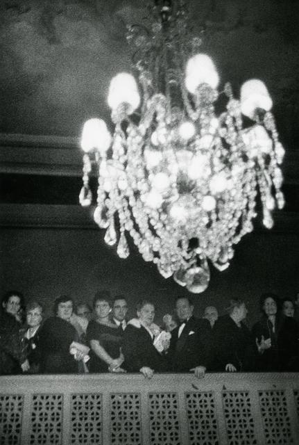 , 'N.Y.C.,' ca. 1955, Pace/MacGill Gallery