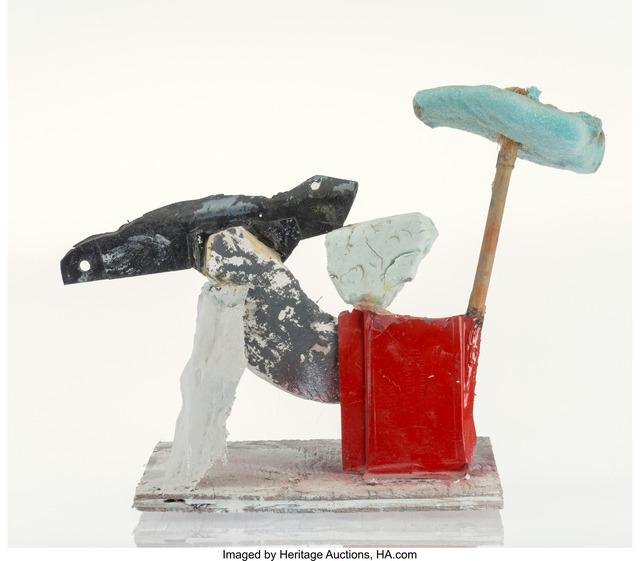 Eddie Martinez, 'Untitled', 2013, Other, Wood, cardboard, plaster, foam, metal, plastic, paint, and epoxy, Heritage Auctions