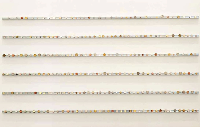 , 'Unminted coins,' 2008-2013, MARSO