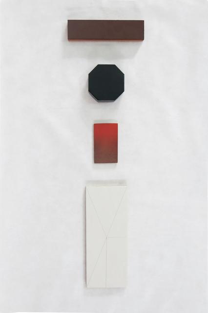 , 'Drawings,' 2016, Del Infinito