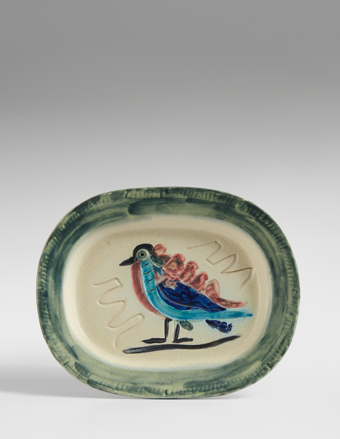 Pablo Picasso, 'Oiseau polychrome (Polychrome Bird)', 1947, Phillips