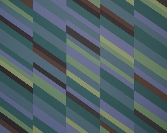 , 'Checkered Past,' 2017, Rosenbaum Contemporary