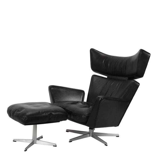 , 'Ox-chair,' 1966, Dansk Møbelkunst Gallery