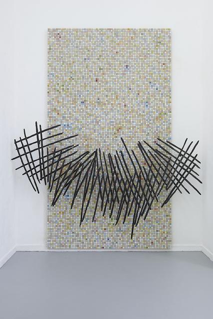 , 'version-I-albrecht-duerer-die-heilige-dreifaltigkeit-der-gnadenstuhl,' 2016, SETAREH GALLERY