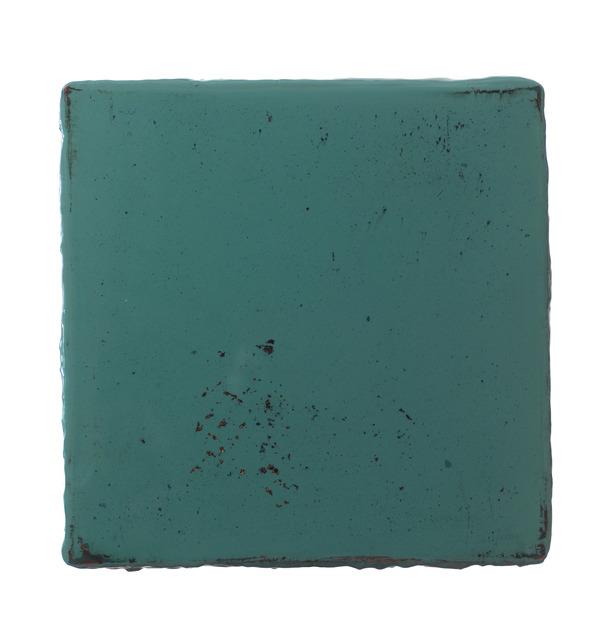 , 'untitled V (turquoise),' 2013, rosenfeld porcini