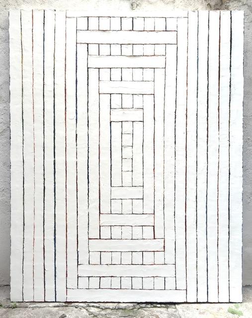 , 'Punctus Contra Punctum,' 2015, Josée Bienvenu