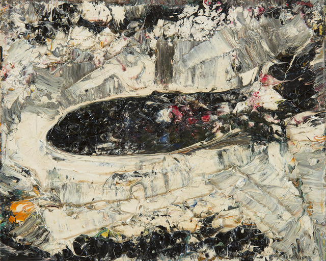 Jean-Paul Riopelle, 'Composition', ca. 1977, HELENE BAILLY GALLERY