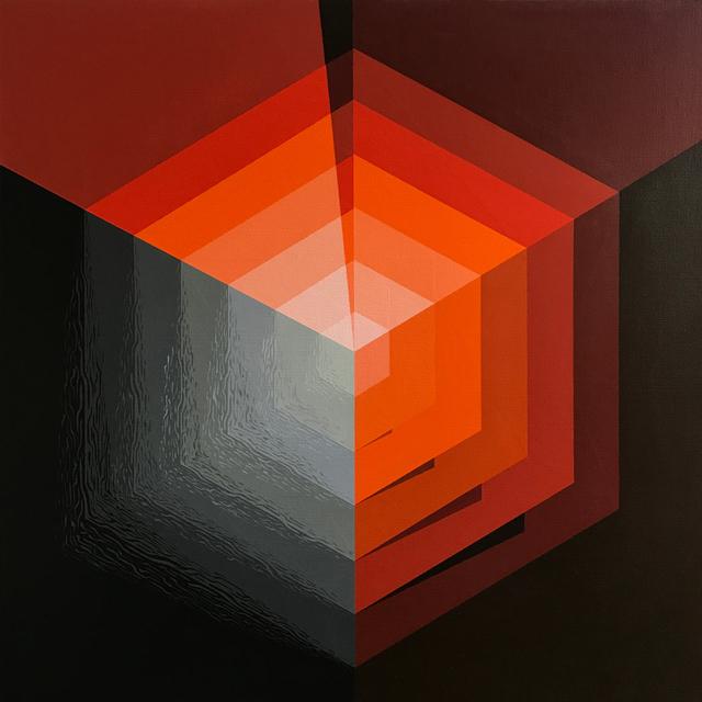 , 'Cube 56,' 2019, GCA Gallery