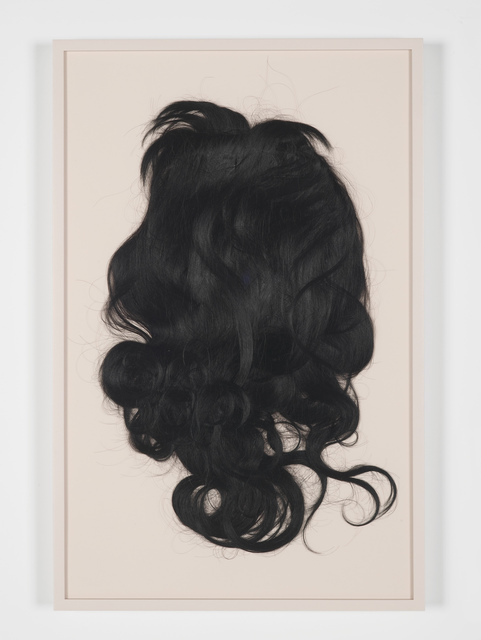 , 'Long Waves-to-Frizz Tousle,' 2015, Laura Bartlett