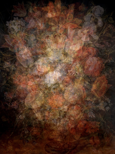 , 'Tableaux des fleurs,' 2015, AANDO FINE ART