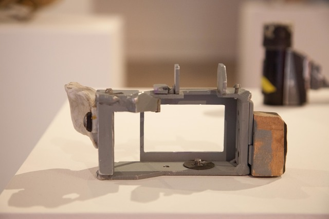 , 'MACHINE_GUN_RIG,' 2012, Fort Worth Contemporary Arts