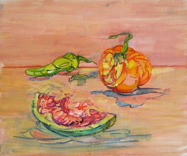 , 'Tomato, Melon, and Pepper,' 2003, Gallery 78