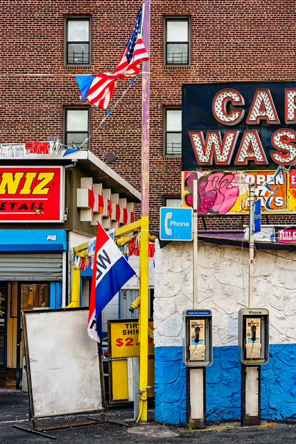 David Stock, 'Car Wash, Elmhurst', 2015, 440 Gallery