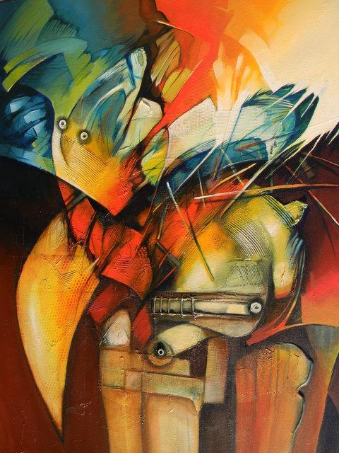 , 'Melodic Bird,' , Studio 905 on Juniper