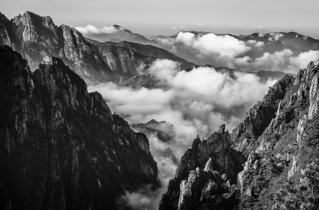 Andy Summers, 'Yellow Mountain, Anhui Province, China', 2013, Leica Gallery San Francisco
