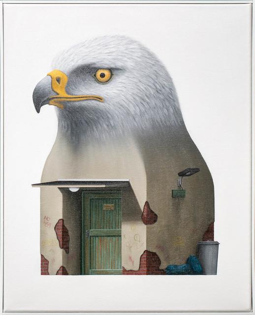 André Schulze, 'Wächter', 2016, Painting, Oil on canvas, Paradigm Gallery + Studio