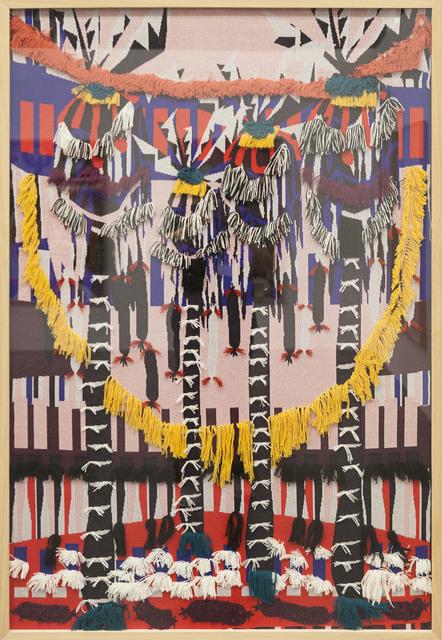 , 'Meatfull Palmtrees,' 2016, Ruttkowski;68
