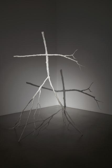 , 'Stick Man,' 2018, Galerie Nordenhake