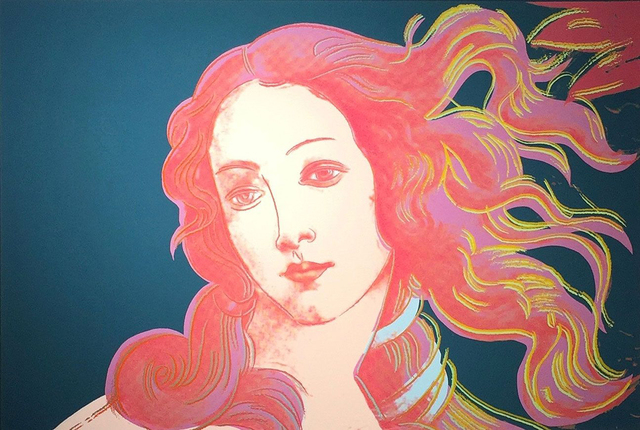 , 'Birth of Venus F&.II.316,' 1984, Gormleys Fine Art
