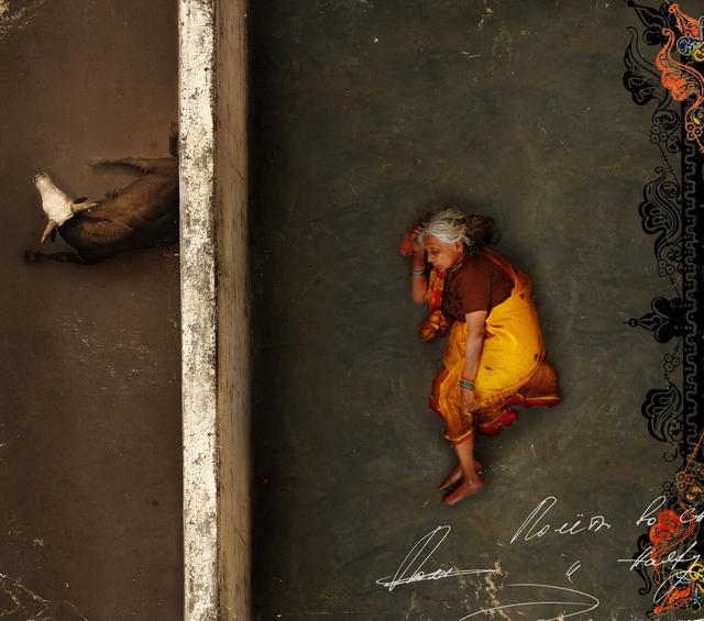 Petr Lovigin, 'India with love', 2013, °CLAIR Galerie