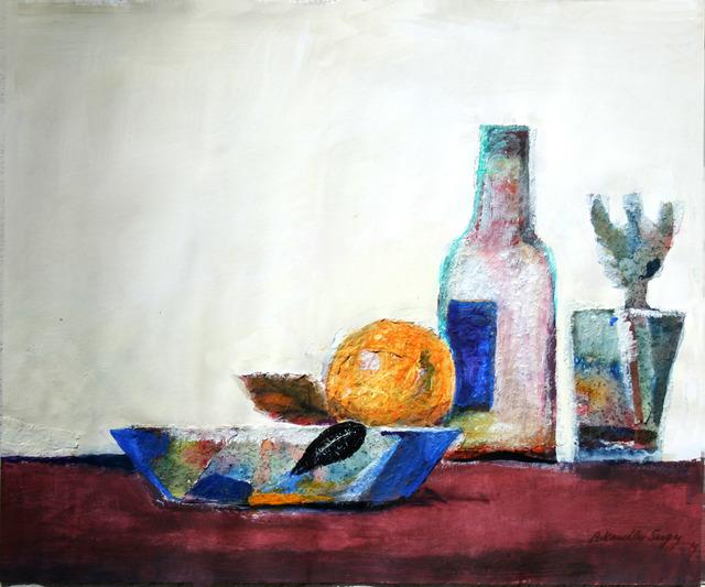 Angelika Kandler Seegy, 'Stilleben', 2019, Parcus Gallery