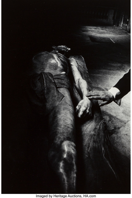 Judy Dater, 'Napolean's Tomb', 1967, Heritage Auctions