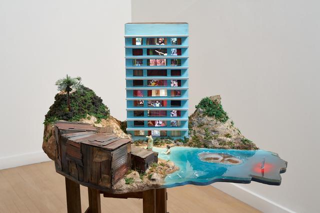 , 'Zombie Island,' 2013, Rena Bransten Gallery