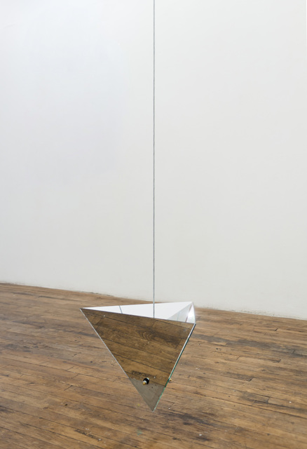 , 'Gravity's Arrow #3,' 2015, Emerson Dorsch