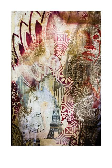 Jon Furlong, 'Fine Art Collage', 2015, Subliminal Projects